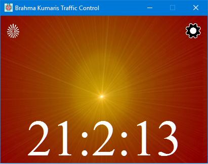 Brahma Kumaris Traffic Control